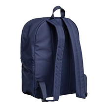 Load image into Gallery viewer, Navy Medium Shield Backpack