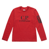 Red Long Sleeved C.P Top