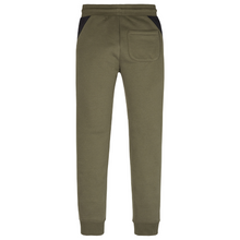 Load image into Gallery viewer, Khaki Green Fleeced Sweat Pants