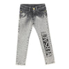Boys Grey Versace Jeans