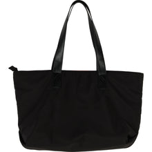 Load image into Gallery viewer, Black Tote Karl Bag