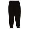 Black & White Trim Sweat Bottoms