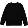 Boys Black Sweat Top