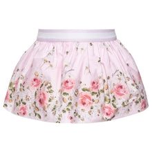 Load image into Gallery viewer, Monnalisa Sale Pink Daisy Skirt