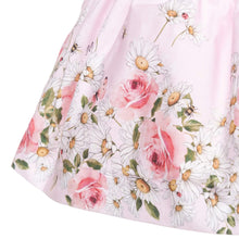 Load image into Gallery viewer, Pink Daisy Skirt