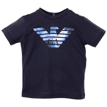 Load image into Gallery viewer, Navy & Blue Eagle T-Shirt