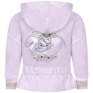 Pink Dumbo Zip Up