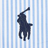 Load image into Gallery viewer, Blue & White Stripe Shirt