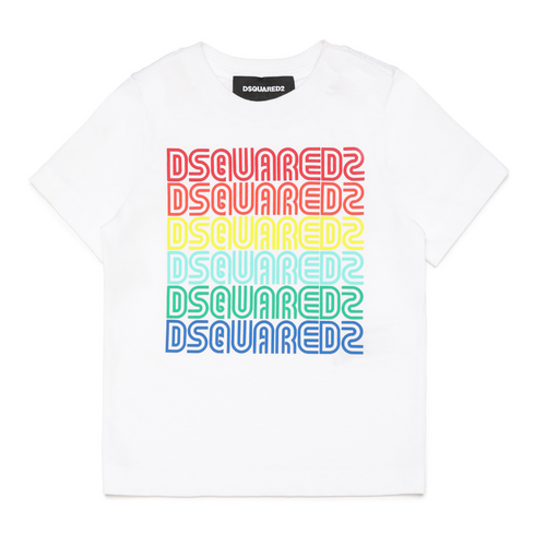 White Rainbow T-Shirt