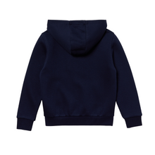 Load image into Gallery viewer, Navy Blue Zip Up Hoodie