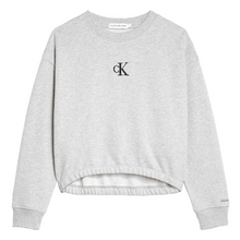 Load image into Gallery viewer, Grey CK Sweat Top