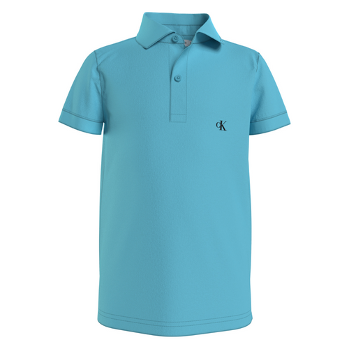 Blue CK Polo Shirt