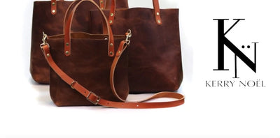 American Made Leather Handbags | Kerry Noël