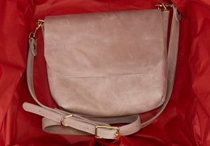 The Blush Crossbody Tote by Kerry Noël is the best valentine gift under $200!