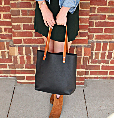 Top 4 Ways to Wear Your Favorite Leather Bag