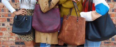 How to Pick the Best Leather Tote Bag for You