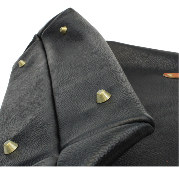 Our genuine leather totes come with many options including pockets that hold your laptop, iPad, cell phone, or anything else that may need to tag along.
