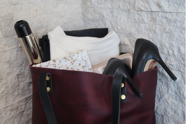 Kerry Noël luxury leather handbags are crafted with the modern woman in mind, perfect for packing all of your essentials for a weekend out on the town.