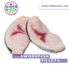 Filete de Swordfish - Wild Caught - New England - 7-9 oz.