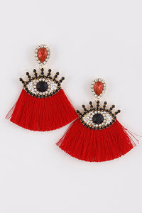 eyes on you earrings