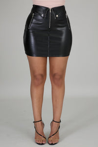 Bad girl skirt