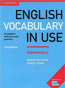 English Vocabulary in Use Elementary 3rd Ed