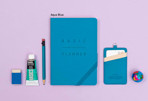 Ardium Medium Basic Planner - Plain