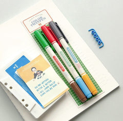 Color Twin Pen Set