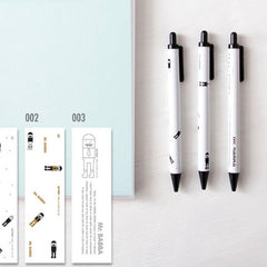 Gel Pen B Type - 002 Mr. Babba