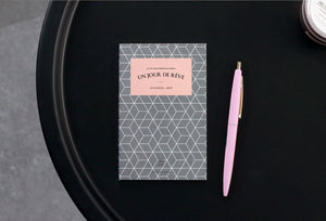 Iconic Pocket Note - Grid