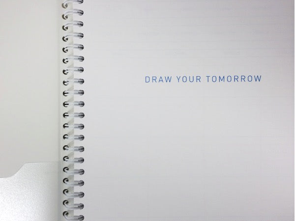 Draw Your Tomorrow Planner