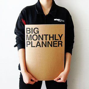 Jstory Monthly Planner