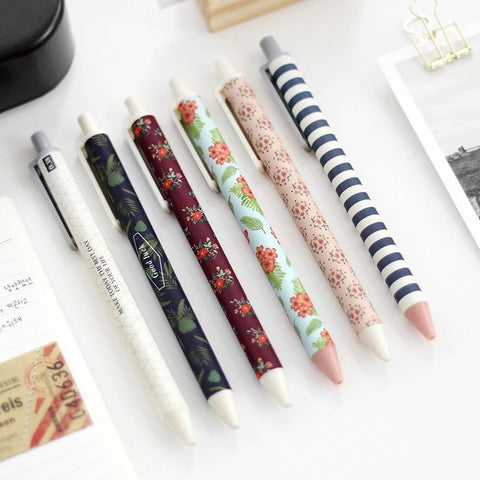 Iconic Pattern Knock Pen v.3