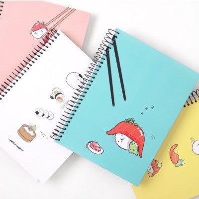 Waru Waru Index Wired Notebook