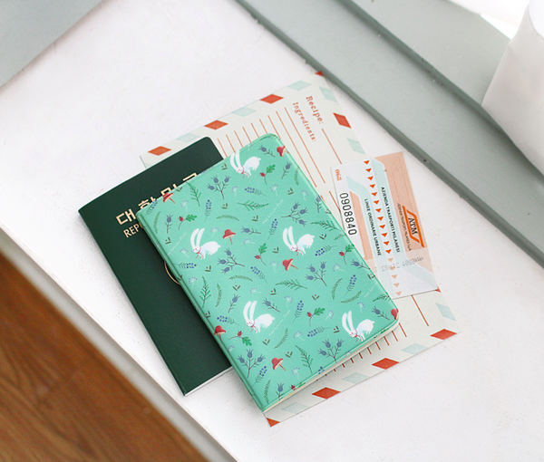 Willow Soft Passport Case