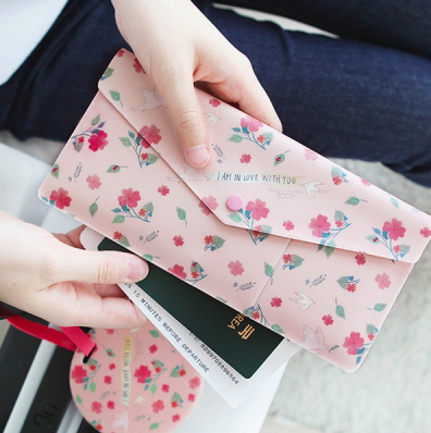Willow Soft Passport Wallet