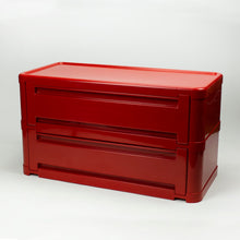 Load image into Gallery viewer, Plastic shoe cabinet, Olaf Von Bohr for Kartell, Model 4963.
