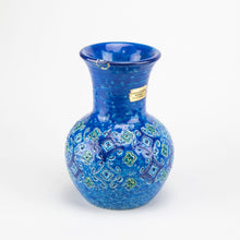 Load image into Gallery viewer, Bitossi Rimini Blue Italy ceramic Jar 70's