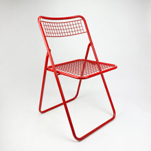Load image into Gallery viewer, Chair 085 manufactured by Federico Giner, 1970s. Red.