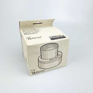 Roberta Brush Holder designed by Makio Hasuike for Gedy, 1980's