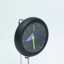 Load image into Gallery viewer, Table Clock with Pendulum Mamphis Style.