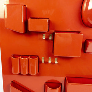 Organizer Uten.silo I design by Dorothee Becker for M Design, 1969.