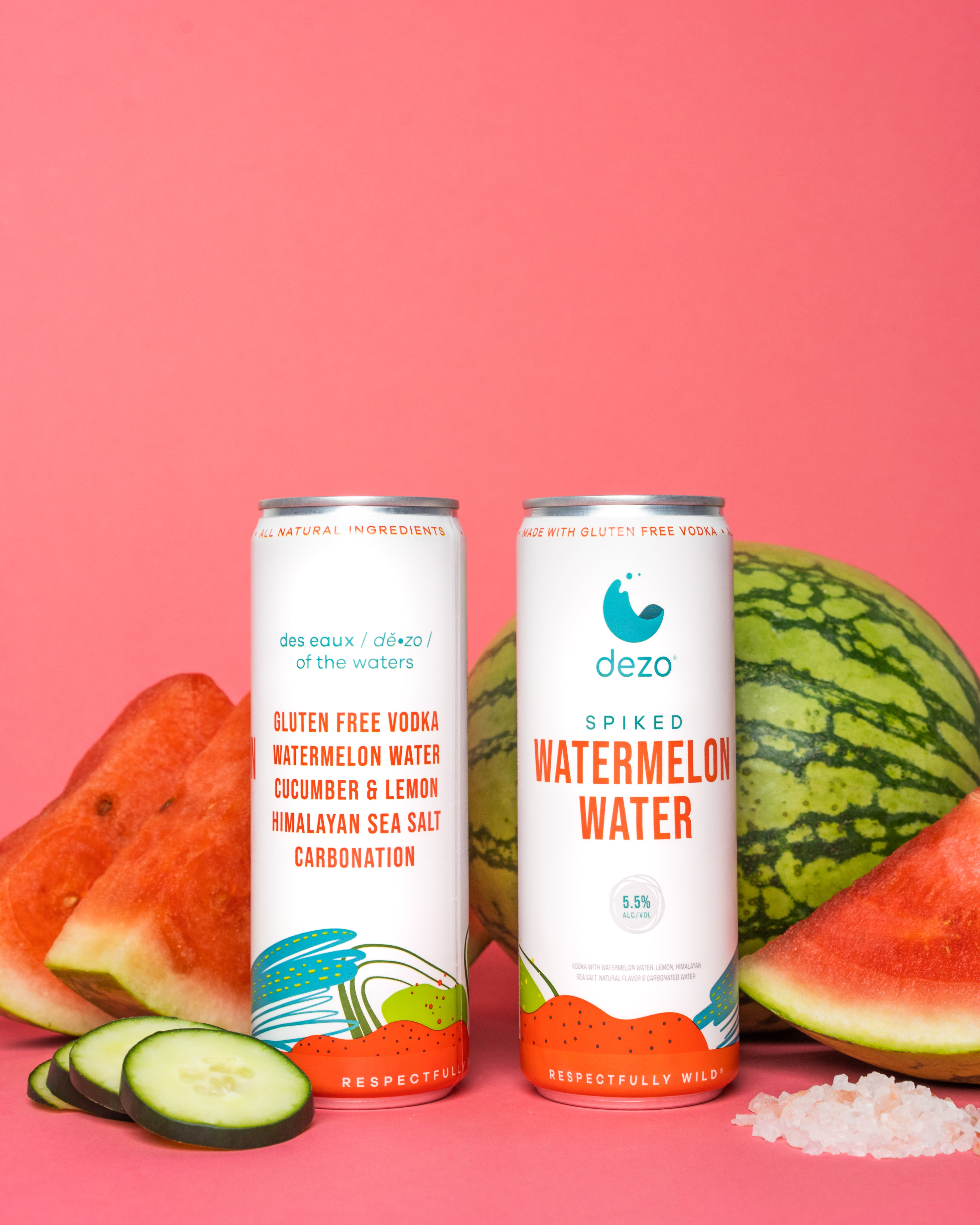 Spiked Watermelon Water