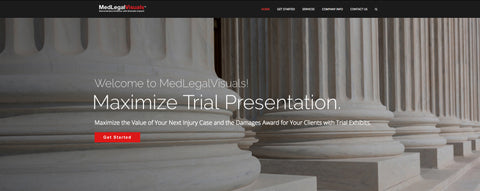 Maximize Trial Presentation Medical Legal Visuals
