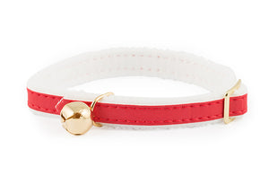 Reflective Cat Collar With Safety Elastic