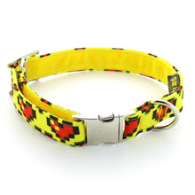 Load image into Gallery viewer, 8-bit Love Dog Collar