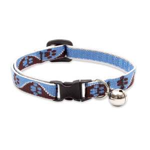 Lupine Muddy Paws Cat Collar