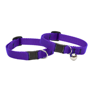 Lupine Solid Colour Cat Collars