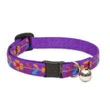 Load image into Gallery viewer, Lupine Spring Fling Cat Collar