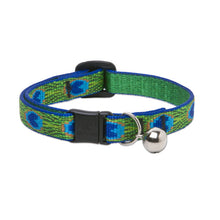 Load image into Gallery viewer, Lupine Tail Feathers Cat Collar